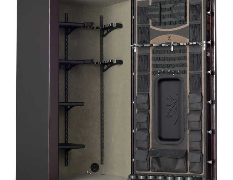 gun safe and hospital